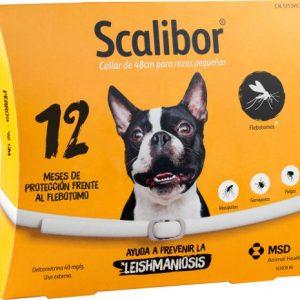 Scalibor Collar Antiparasitario 48 cm
